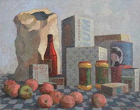 James Francis O�Brien (American, 1917-1996)