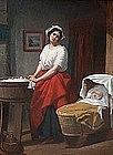 Louis Joseph Taymans (Belgian, 1826-1877)