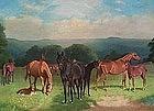 Arthur Louis  Townshend  (English, fl1880-90)