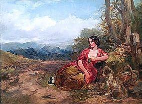 James Curnock (British, 1812-1870)