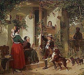 Ernest Bosch (German, 1834-1917)