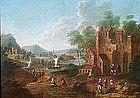 Marc Baets, (Flemish, 17th/18th Century)