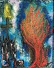 Luckner Lazard (Haitian, 1928-1998)