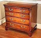 Exceptional George III Bachelor�s Chest