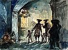 Jerusalem at Night by Joseph Sheppard