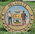 The Great Seal of Delaware