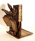 Antique Roycroft Bookend