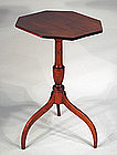 American Maple Candlestand
