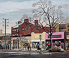 Bethesda Maryland by James Francis O�Brien