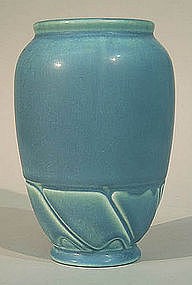 Rookwood Wave-Form Vase