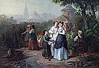 Alexis Mathonat (French, b.1832)
