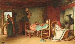 John Burr  (Scots/English, 1831-1893)