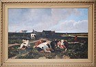 Hendrick Savry, Dutch 1823-1907