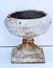 American Cast Iron Garden Urn, circa 1900