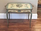 Italian Painted Low Table, Early 20th Century