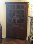 American Style Chippendale Cupboard