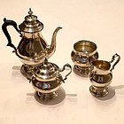 Gorham Sterling Four Piece Set