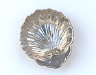 Sterling Silver nut dish, Early 20th century