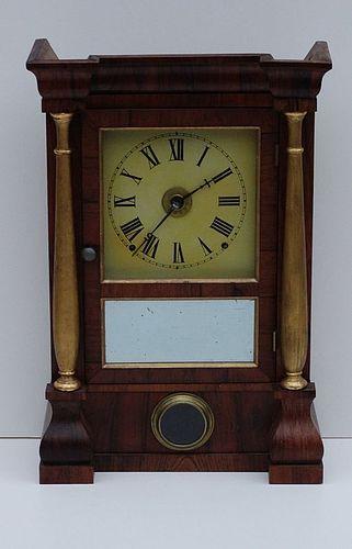 American Shelf Clock, 3rd Quarter 19th C.