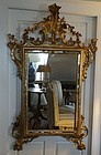 Italian Rococo Style Miror, 20th C.