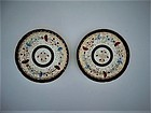 Pair of English Ironstone Plates
