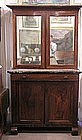 Federal Rosewood Bookcase, Baltimore, Ca. 1830
