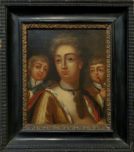 John Cooper, English/American, 1695-1754