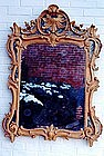 Continental Carved Mirror, late 18th/e19th C
