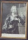 Simon Vallee, depicting Jean de Troy, 18th C