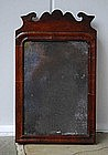 Early George III Mahogany Mirror, circa 1760
