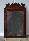 Early George III Mahogany Mirror, circa 1760