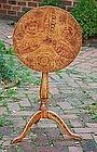 Federal New England Candlestand, Circa 1810