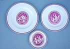 48-Piece Wedgwood Porcelain Plates,Cipriani, 20thC