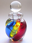 Murano Archimede SEGUSO for TIFFANY Perfume Bottle