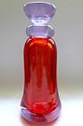 Murano SEGUSO Vetri D' Arte Sommerso PERFUME Bottle