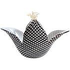 DINO MARTENS Murano ROTICELLO Diamond Basket Vase