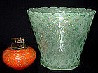 Murano BAROVIER Seguso PULEGOSO Bucket Vase #1