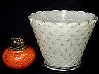 Murano BAROVIER Seguso PULEGOSO Bucket Vase #2