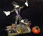 VERY RARE Murano THESPIAN ACTOR Art Glass Sculpture