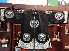 Antique Chinese embroidered silk lady's coat
