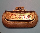 antique Sino-Tibet flint purse