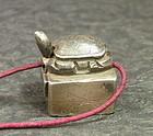 Chinese tortoise scholar's seal