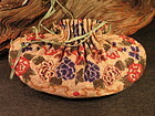 Chinese Silk Embroidery Purse with Tassel
