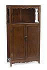 A huali wood cabinet