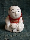 Antique Japanese Gosho Ningyo Palace Doll