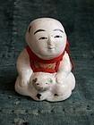 Antique Japanese Gosho Ningyo Palace Doll