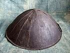 Iron Jingasa samurai hat