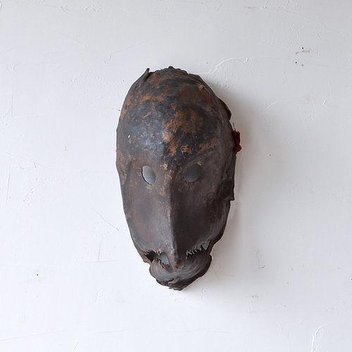 Monkey mask of Chinese Yi people