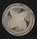 CLASSIC MIMBRES BLACK ON WHITE BOWL