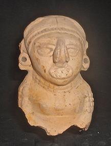 Maya nobleman or deity